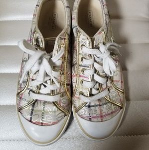 COACH Match My Style Sneakers